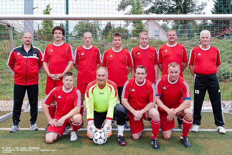 Alt-Senioren Ü45 I 21.09.2015