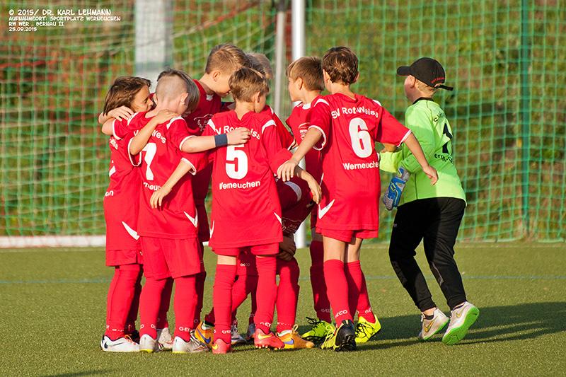 Punktspiel E- Junioren 2015 09 25