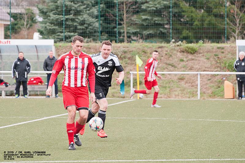 Punktspiel Herren I 2015 12 05