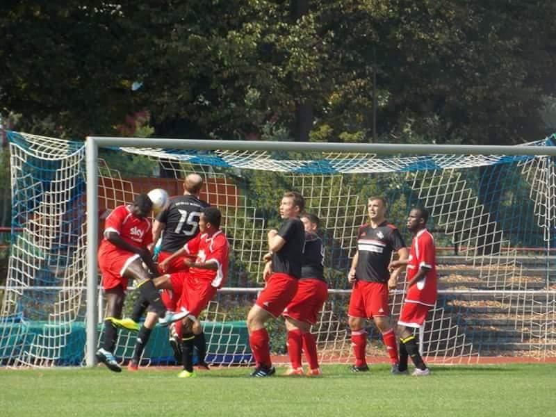 Punktspiel Lok Eberswalde III - RW WER