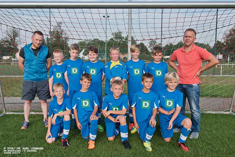 RW Werneuchen/E-Juniorenteam | 2016/17
