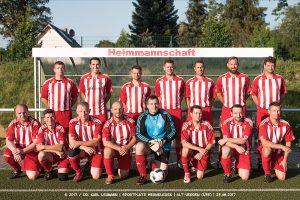 Mannschaftsfoto Alt-Herren (Ü35) RW WER