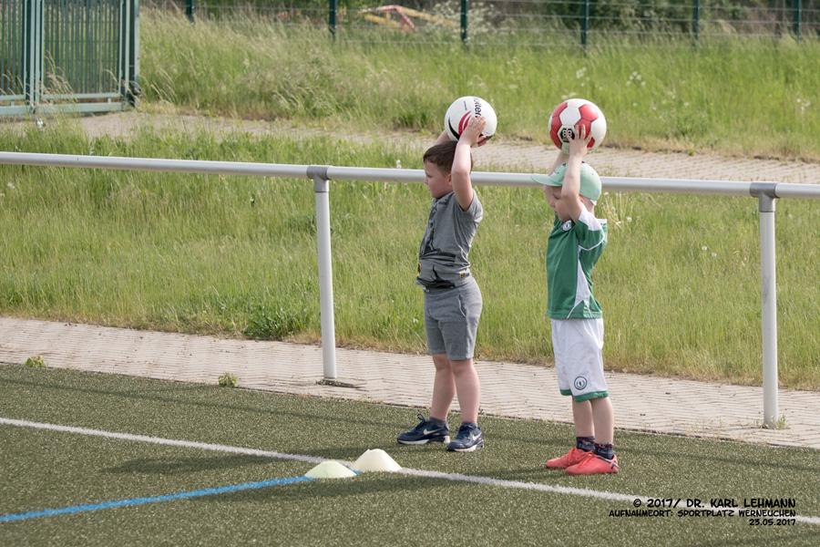 Training G-Junioren RW WER