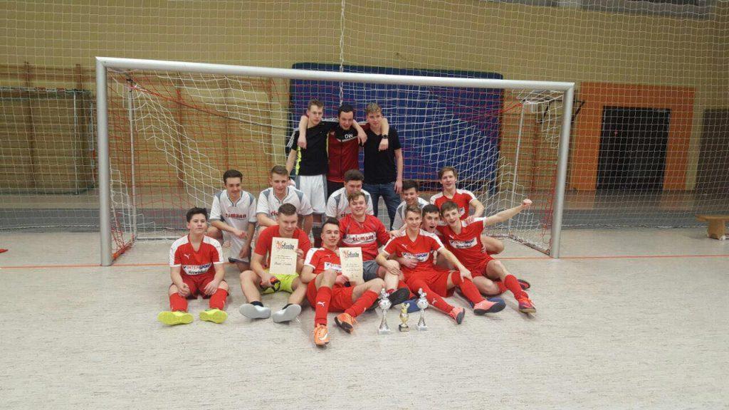 Rot-Weiße A-Junioren