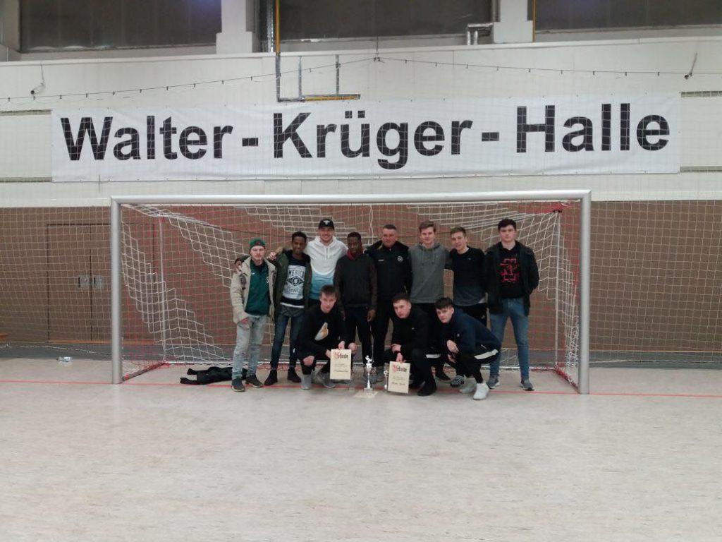 Turniersieger TSV Lichtenberg