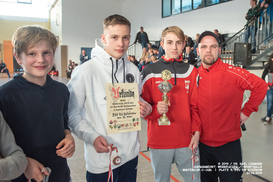 Wintercup 2019 C-Junioren